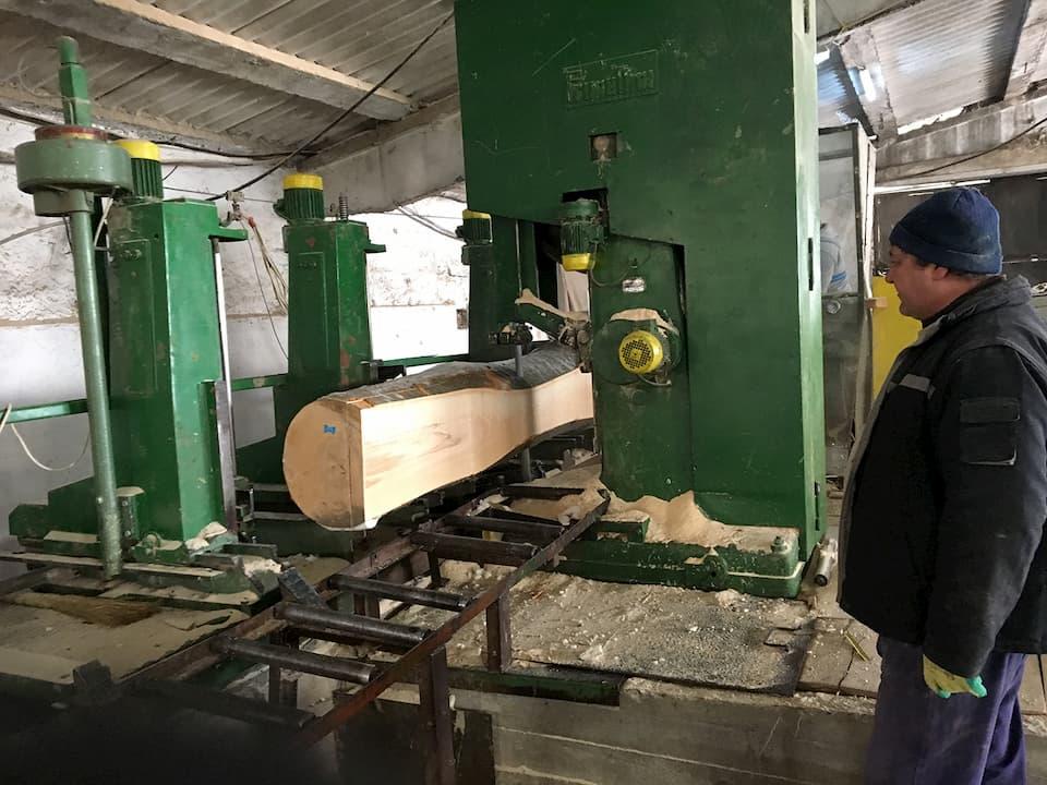 oakwoode sawmill service